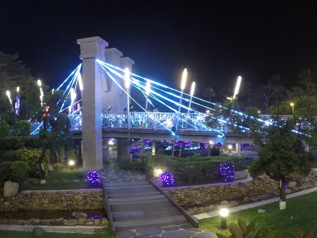 ゴープロ 夜景