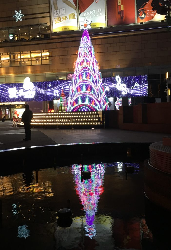 アイフォン 夜景