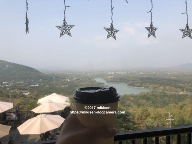 雲山鏡のコーヒー