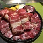 原焼 牛肉盛り合わせ