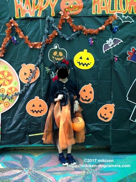 幼稚園ハロウィン