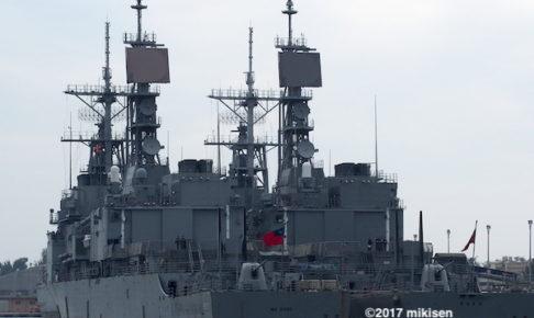 台湾の軍艦