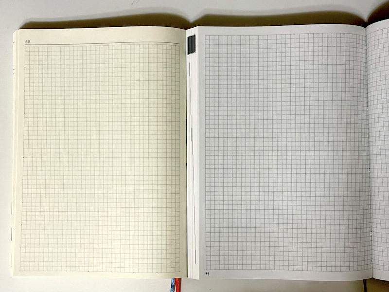 手帳メモノート